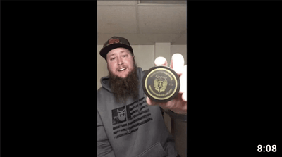 Holy Grail Oud Scented Beard Products | Iowa Crafted Beard Review