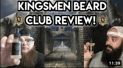 Kingsmen Product Review | Beard Talk with Kyle & Joe