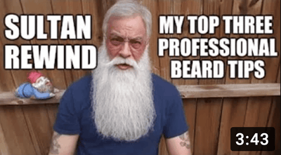 Three tips for an epic beard - George Bruno