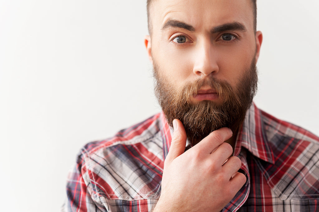 Shea butter excels at conditioning beards