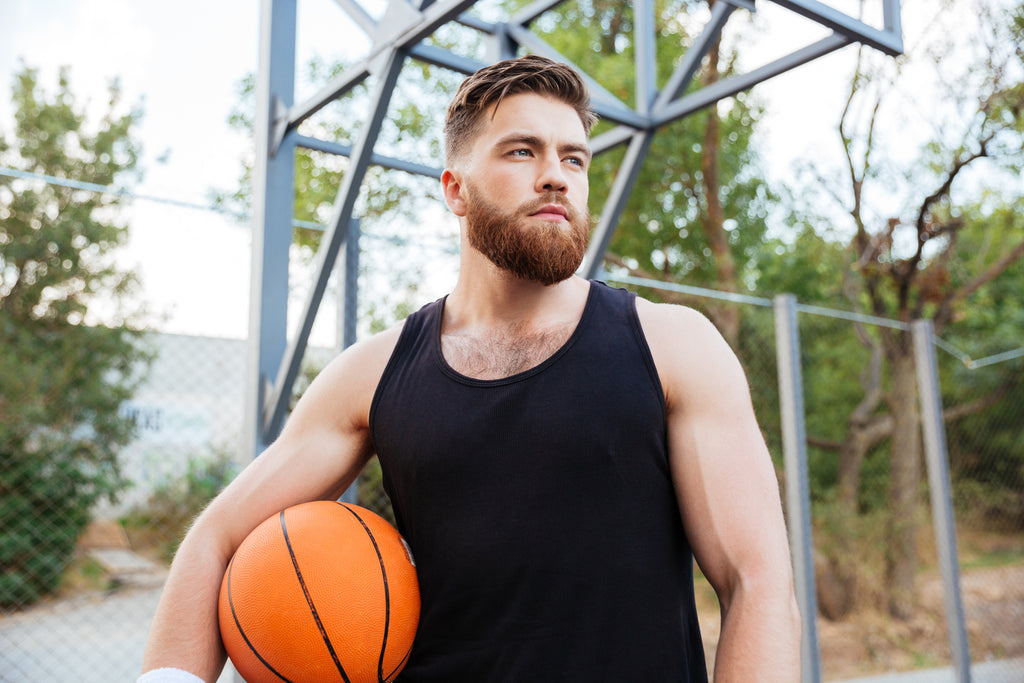 This is the best beard oil smell for working out