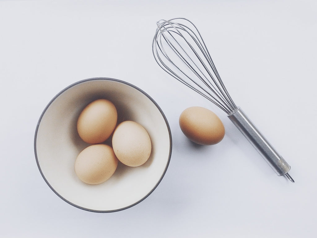 Eggs are an all around super food that are great for beard growing