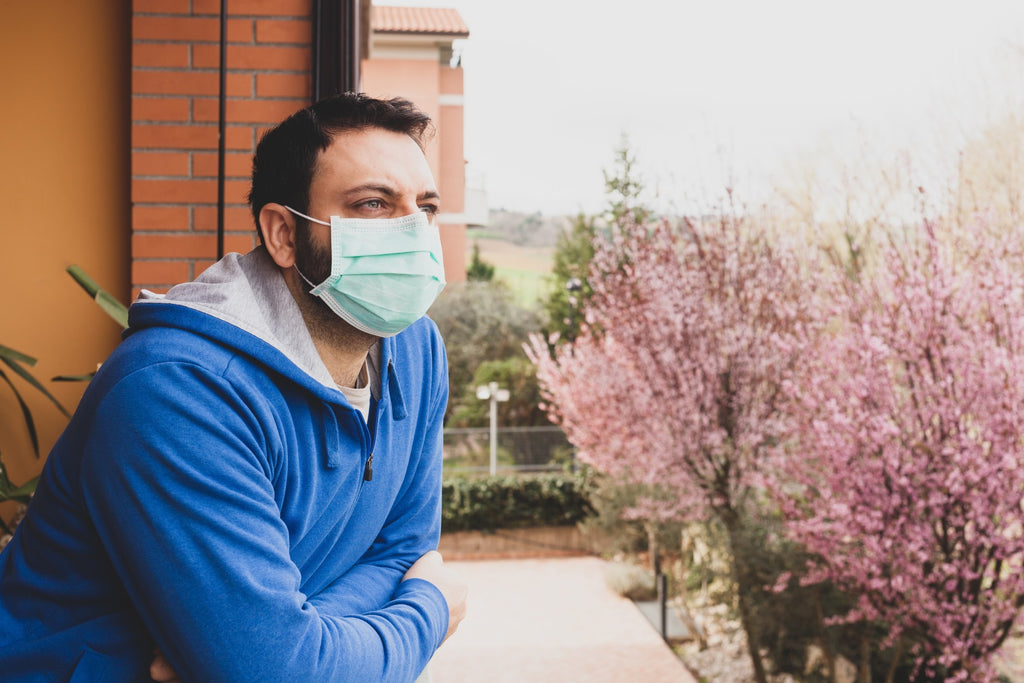 Masks cause problems for beards