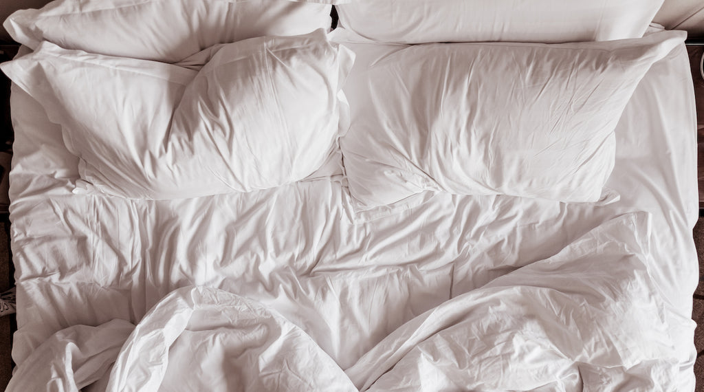 Greasy bedding can guide you on how much beard butter to use