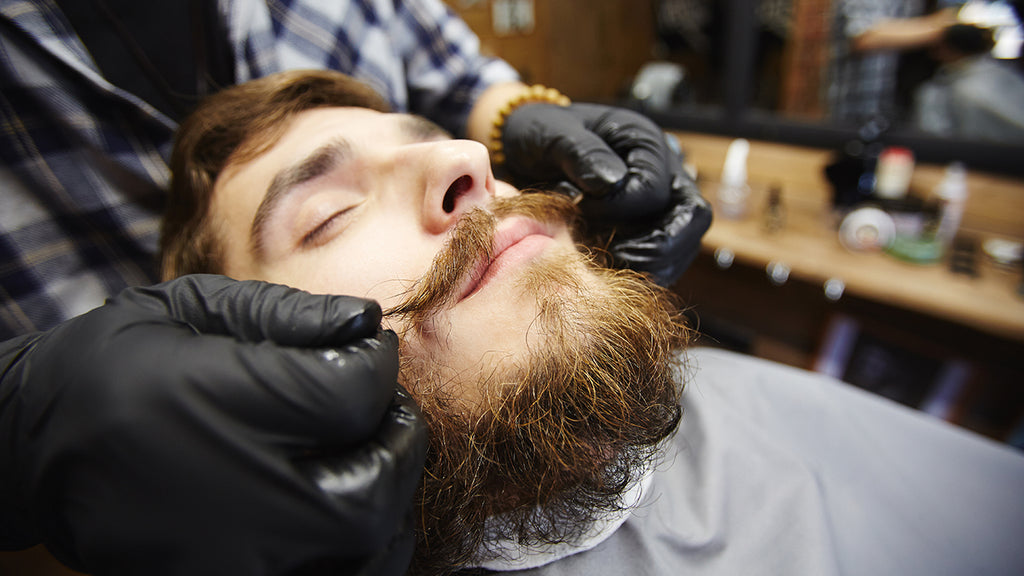What is mustache wax and how is it different than beard butter, balm, and oil.