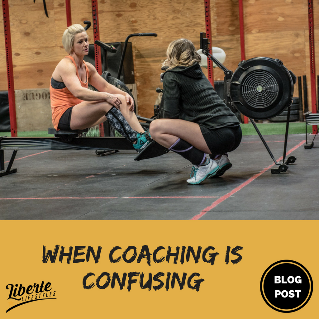 When coaching is confusing