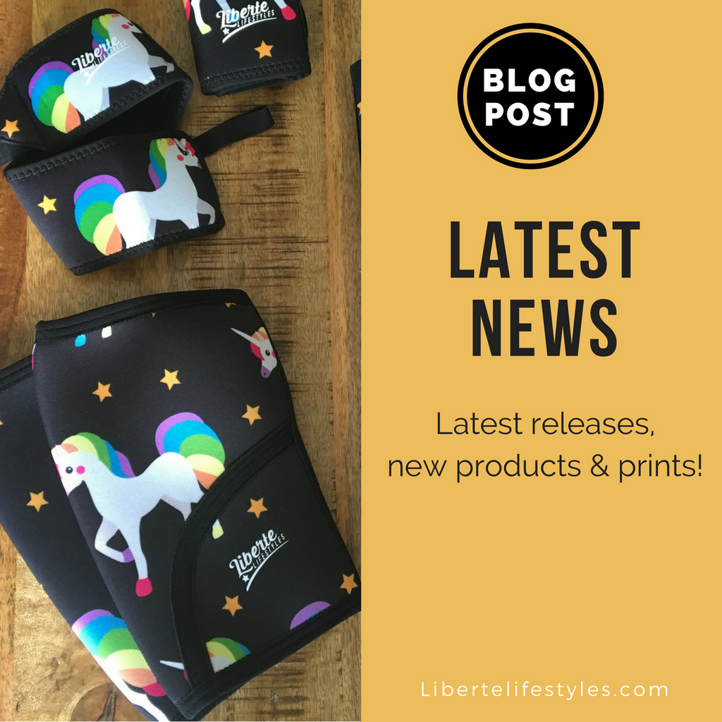 Latest News - Latest releases, products & prints!