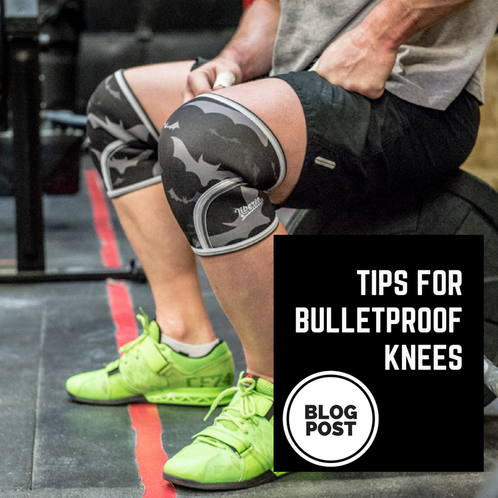 Tips for Bulletproofing Your Knees