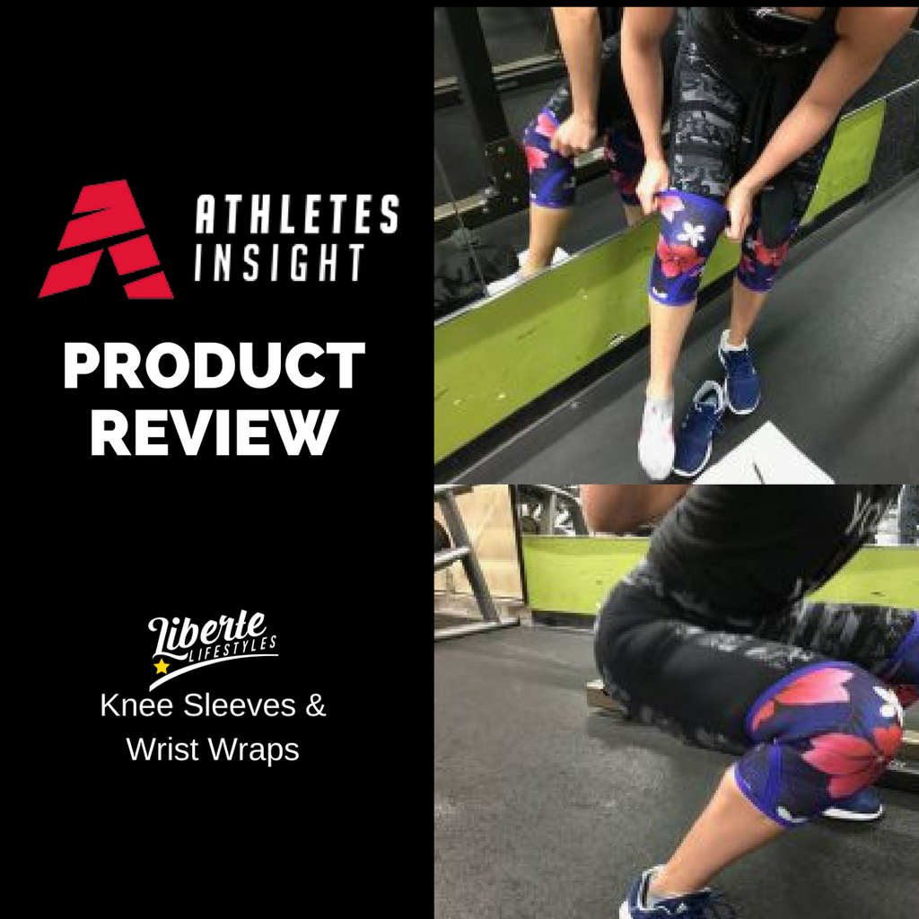 Athletes Insight Knee Sleeve & Wrist Wrap Review
