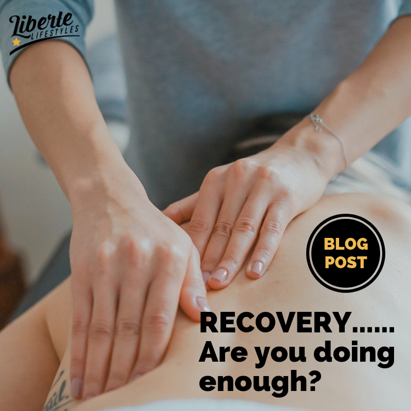 Recovery - are you doing enough?