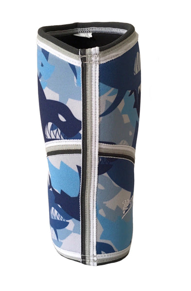 Liberte Lifestyles Knee Sleeve Shark Print Rear