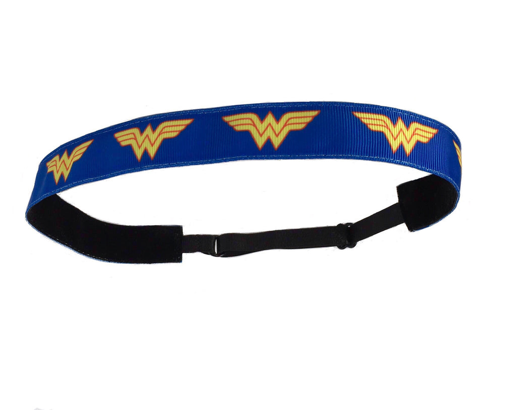 Liberte Lifestyles NonSlip Headband Wonder Woman