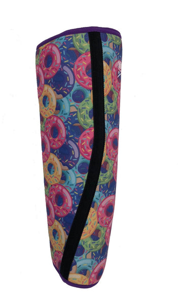 5mm Donut Print Calf Sleeve