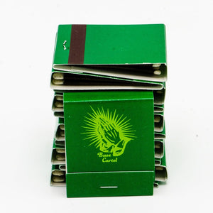 Praying Hands Matchbook