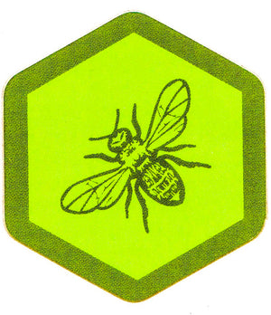 LA ABEJA SOLISTA: STICKER