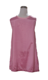 Liana Dress - Sea Glass and Pink