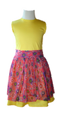 Kiera Dress with seven changing skirts