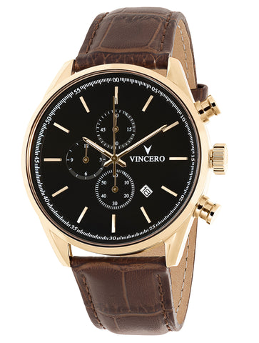 The Chrono S - Gold