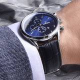 THE CHRONO S - BLUE