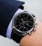 THE CHRONO S - BLACK