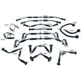 York Barbell Machine Cable Attachment Bar 15-piece Set