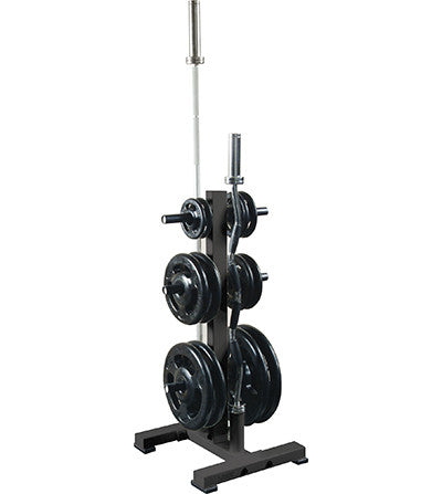 York Barbell Olympic Plate Tree - Strength Fitness Outlet