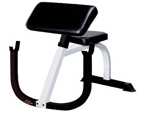 York Barbell FTS Preacher Curl Bench - Strength Fitness Outlet