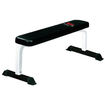 York Barbell FTS Flat Bench - Strength Fitness Outlet