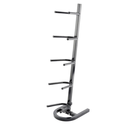 York Barbell Medicine Ball Vertical Display Stand - Strength Fitness Outlet