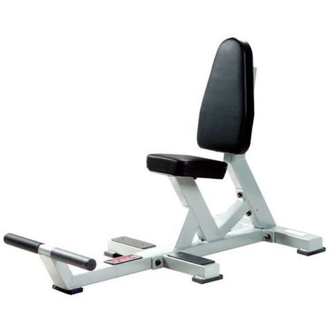 York Barbell Multi-Purpose Bench - White - Strength Fitness Outlet