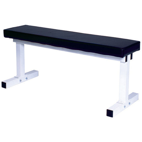 York Barbell Pro Series 101 Flat Bench - Strength Fitness Outlet