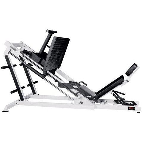York Barbell 35 Degree Leg Press - White - Strength Fitness Outlet
