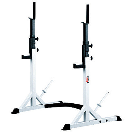 York Barbell FTS Press Squat Stand - Strength Fitness Outlet