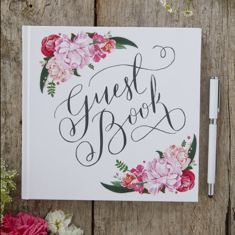 Wedding Guest Book Ideas!