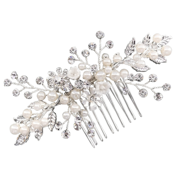Grace Pearl Hair Comb