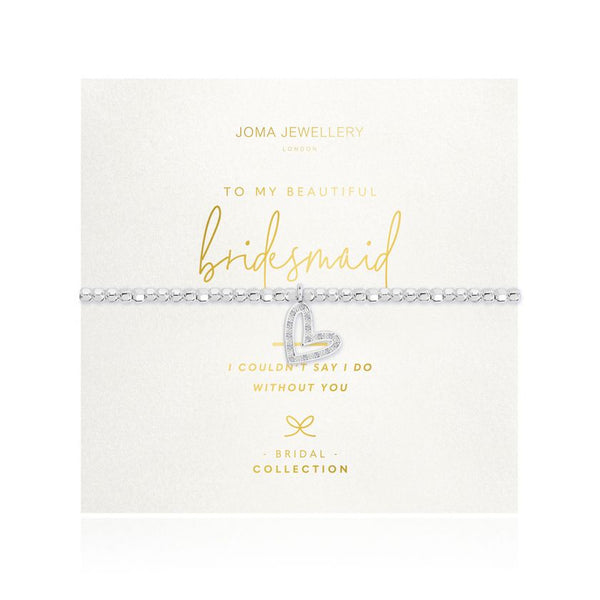 Joma Jewellery Bridesmaid Bracelet (Boxed)