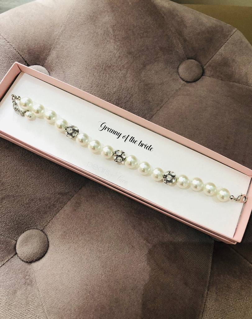 Granny of the Bride - Bracelet