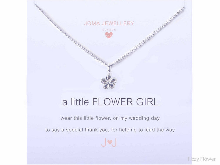 A Little Flower Girl Chain (Flowergirl Gift)