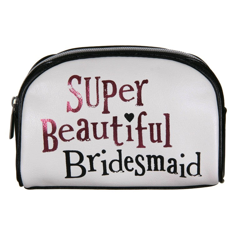 Bridesmaids Cosmetic Case