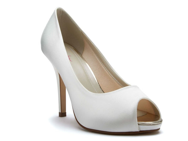 Jennifer Wedding Shoes HALF PRICE