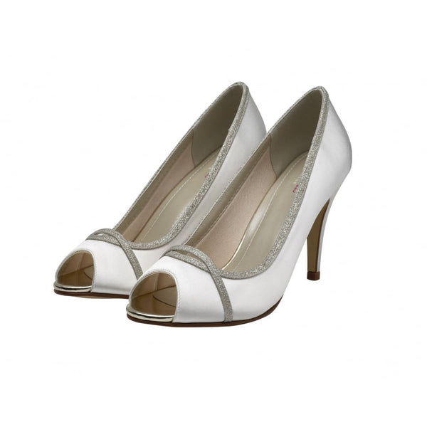 Chelsey Wedding Shoes HALF PRICE