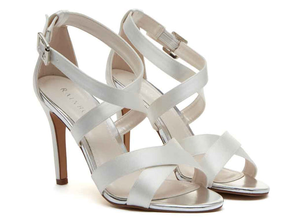 Reese Ivory Wedding Shoes Sandal