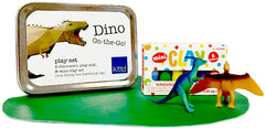 dino on-the-go play set photo