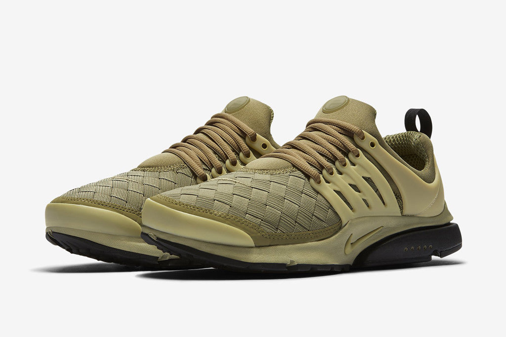 Nike Air Presto SE Woven / Available Now