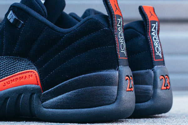 Air Jordan 12 Low Max Orange / January 14th