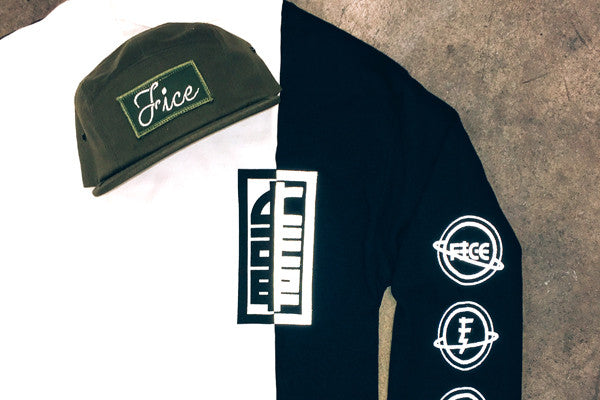 FICE Long Sleeve Shirts / Available Now