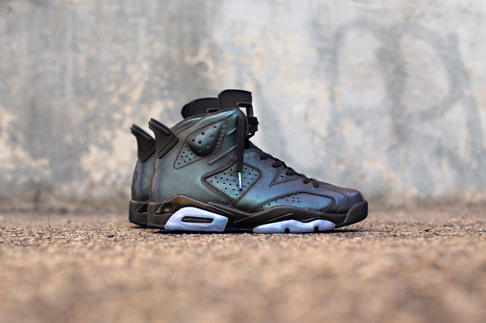 "Air Jordan 6 ""All Star"" / Friday February 17th"