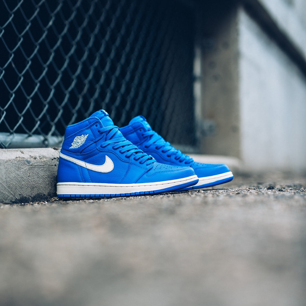 "Air Jordan 1 Retro High ""Hyper Royal"" - AVAILABLE NOW"