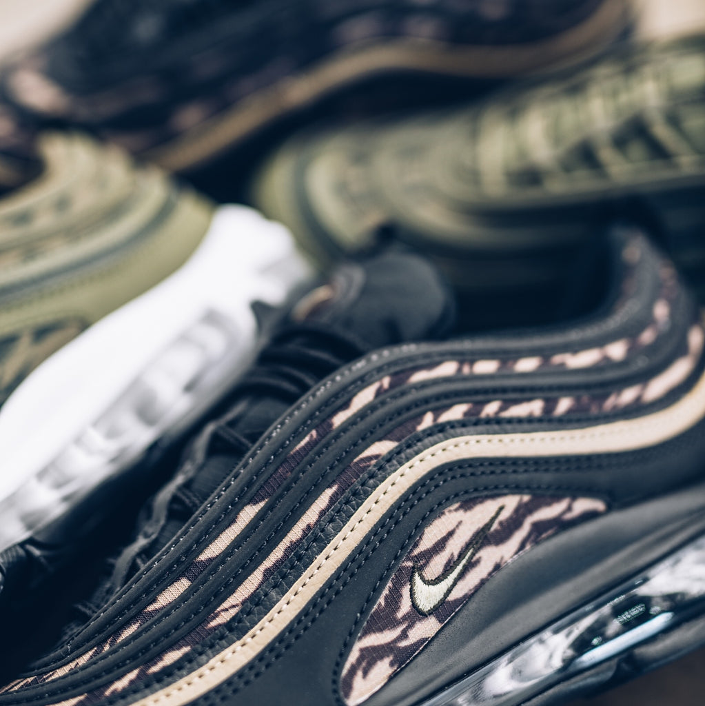 "Nike Sportswear Air Max 97 ""Tiger Camo"" - AVAILABLE NOW"