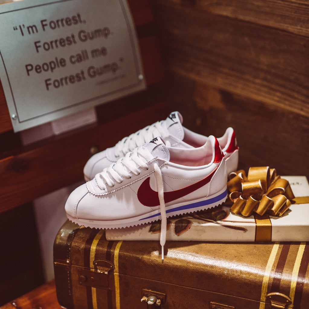"Nike Cortez ""Forest Gump"" - AVAILABLE NOW"